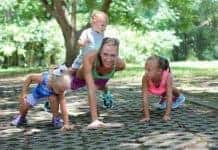 Ten Habits of Fit and Healthy Moms