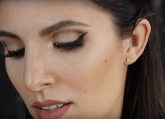 2 Festive Glitter Looks You Need to Try