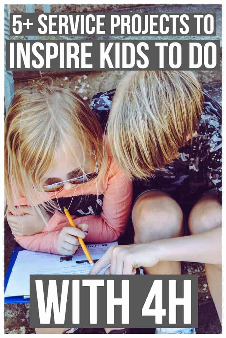 5+ Activities to Inspire Kids to Do with 4H