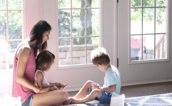 5 Ways to Build a Positive Home & How it Will Benefit Your Children Long-Term