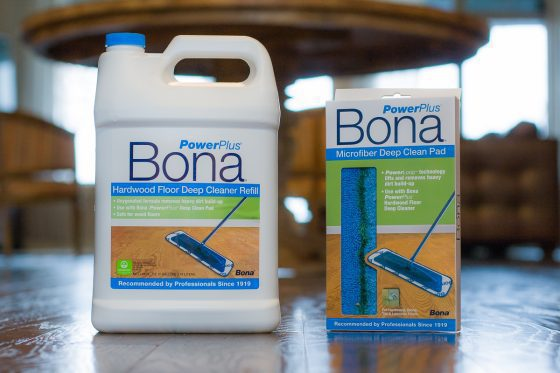 Bona Floor Care - Give the Gift of a Clean House