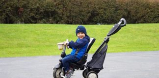 DAILY MOM SPOTLIGHT: SMARTRIKE 5 IN 1 TRICYCLE