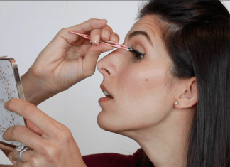 Everything You Need to Know about Wearing False Lashes