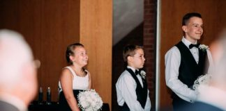 How to Include Your Kids in Your Wedding