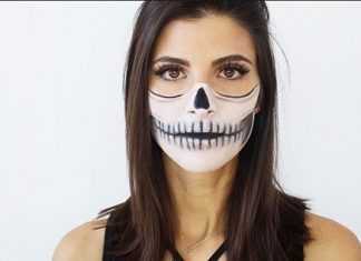 Not Your Mother's Halloween Makeup