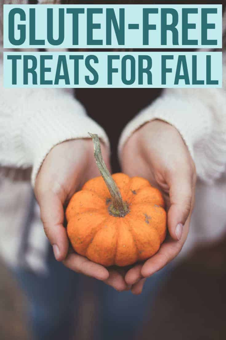 gluten-free fall treats