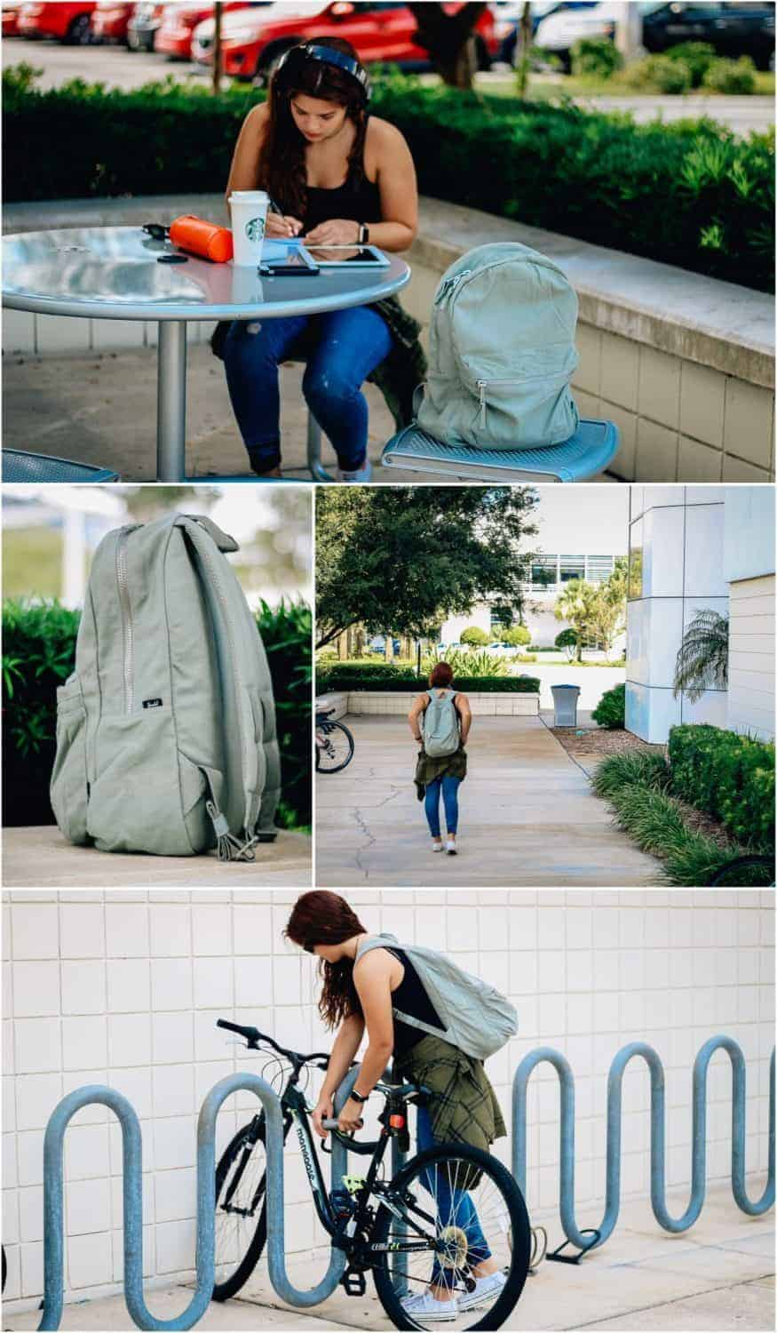 Writing for college students bookbags