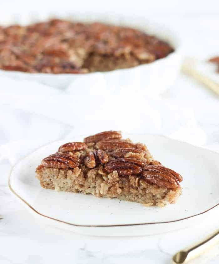 pecan-pie-baked-oatmeal-4