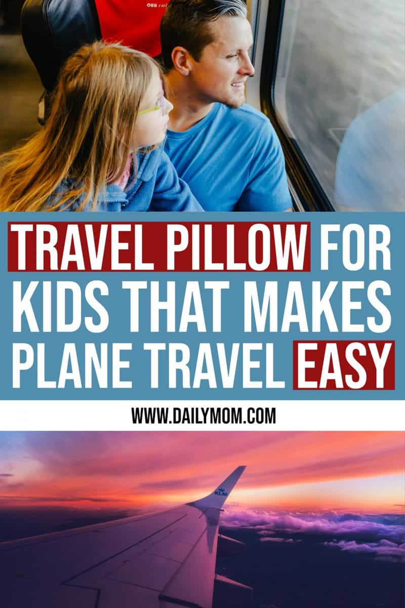 The Best Travel Pillow For Your Kid