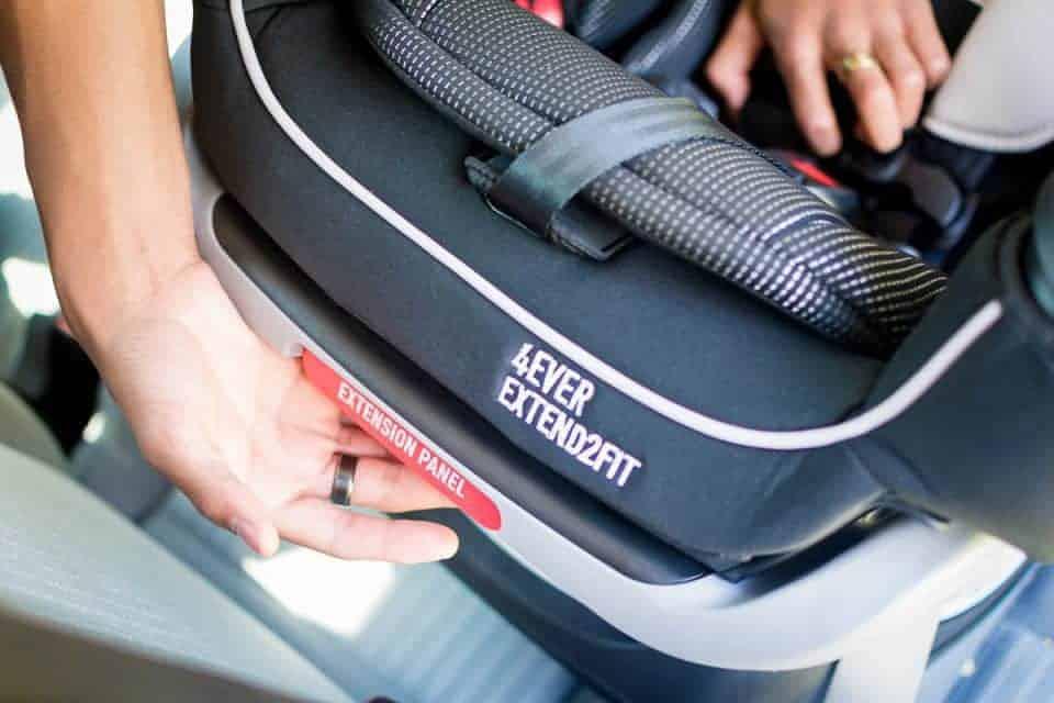 Graco Rear-facing car seat 5