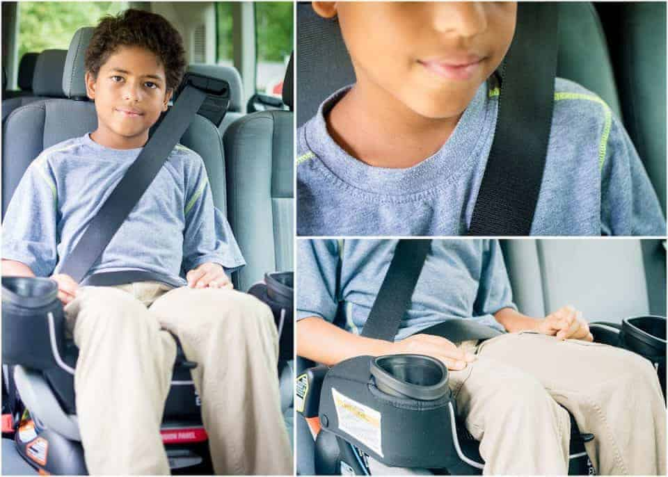 Graco Rear facing car seat Collage 4