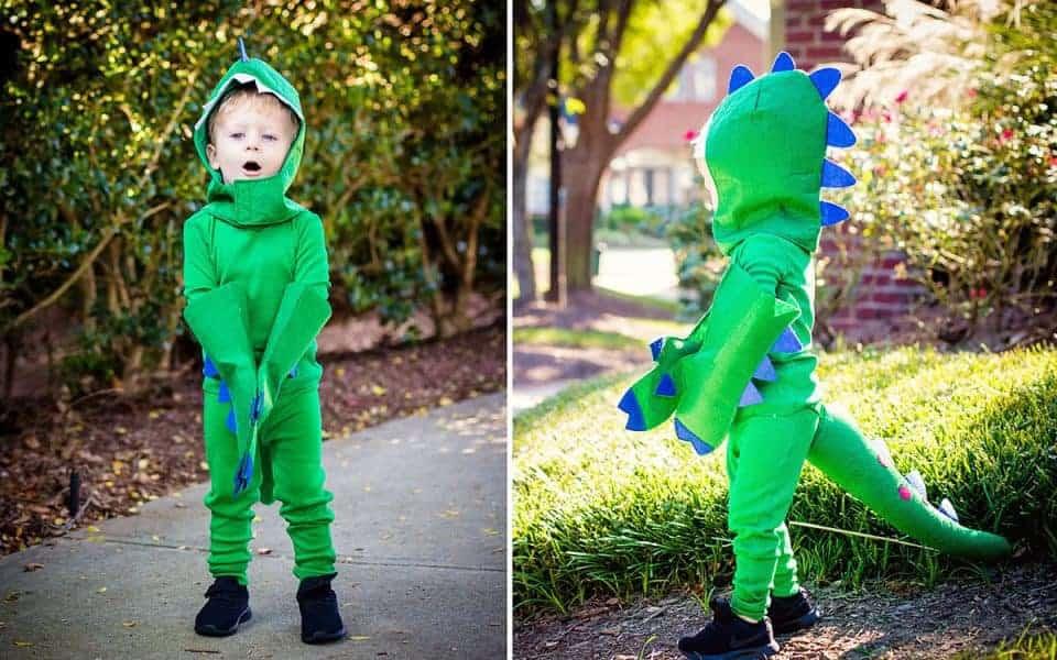 Primary DIY Dinosaur Collage
