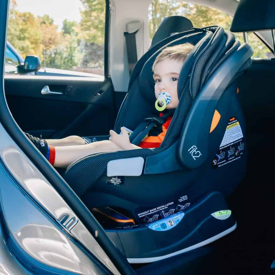 Rear Facing Car Seat Chicco Fit2