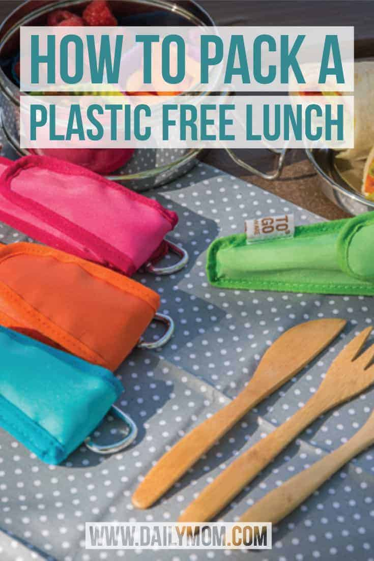 How to pack a plastic free lunch