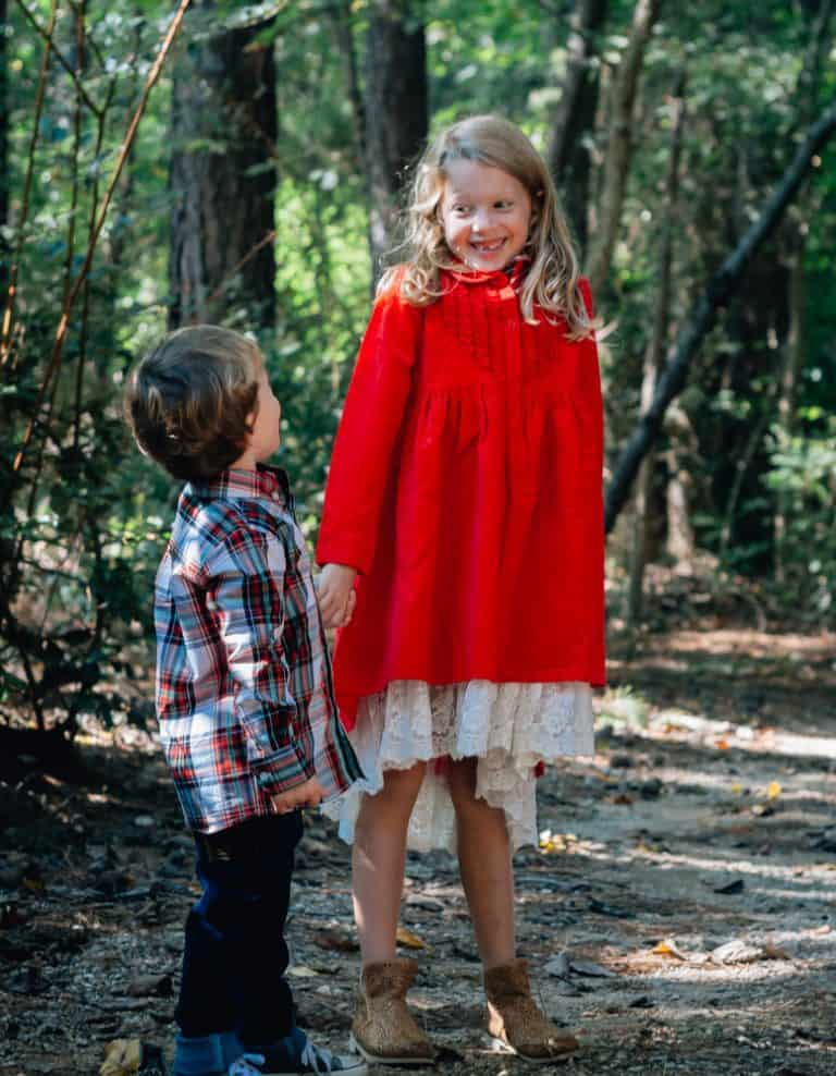 Daily Mom parents portal chasing fireflies holiday 2018 christmas outfits for kids