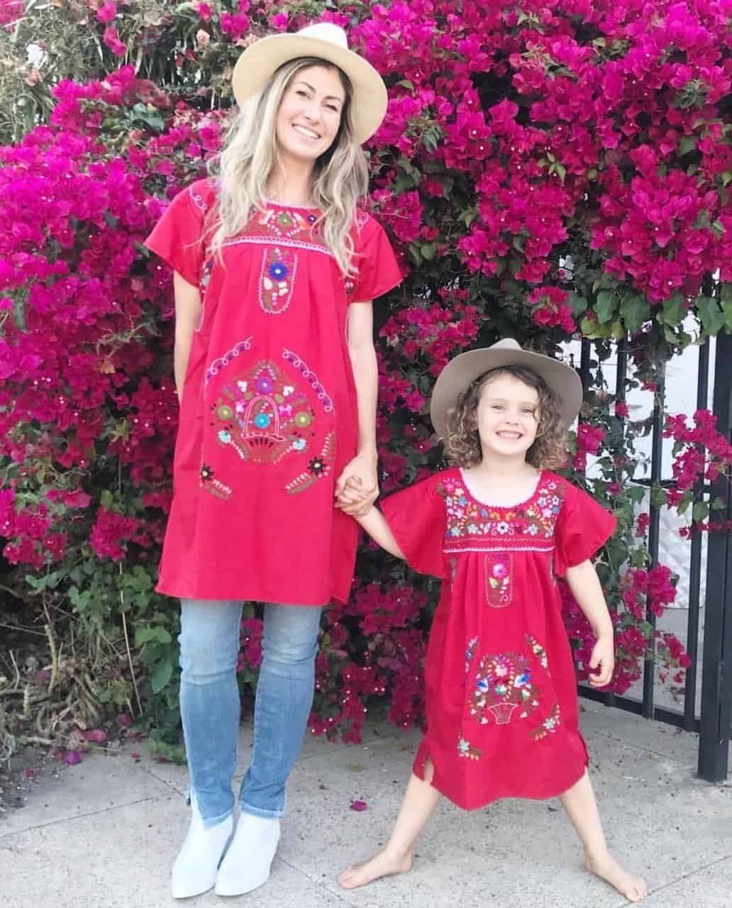 Daily Mom Parent Portal Allegra and Luca Christmas outfits for kids