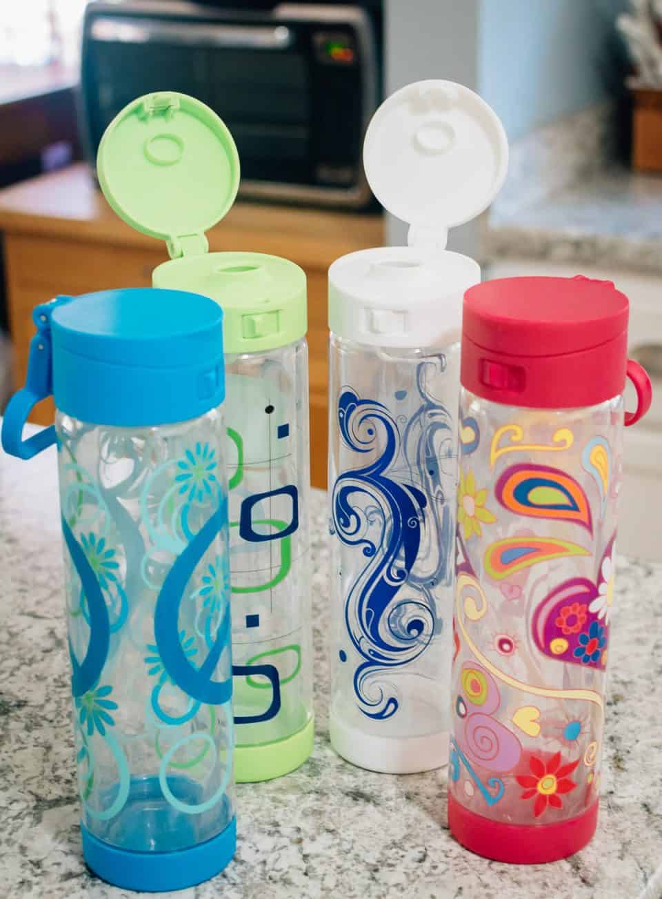 Daily Mom parents portal holiday glasstic water bottle Fitness gifts for her