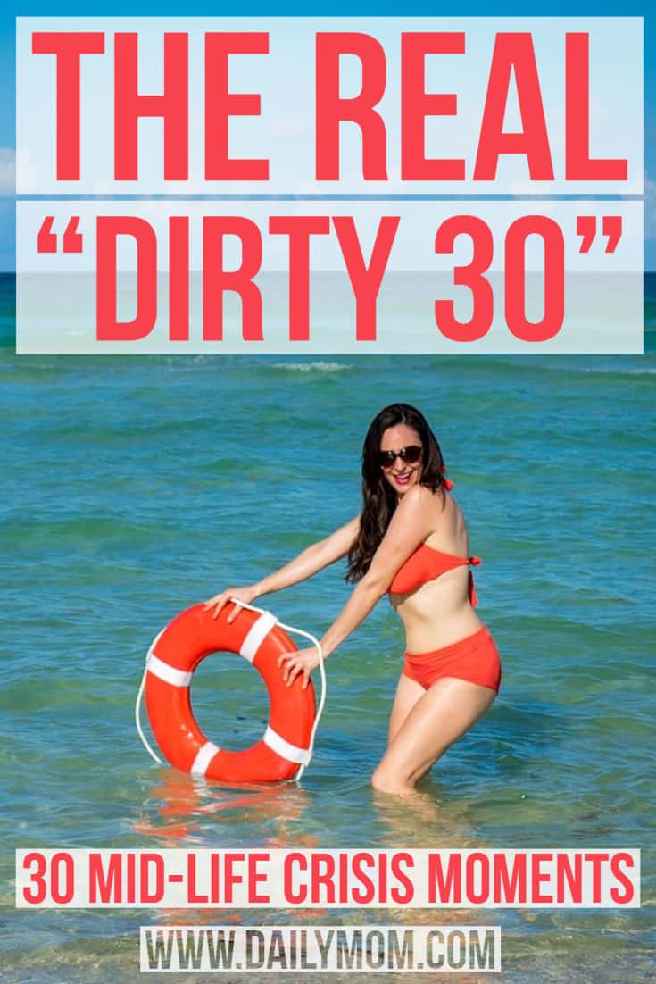 The real dirty thirty