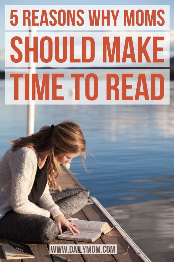 daily mom parent portal 5 reasons why moms should make time to read 2