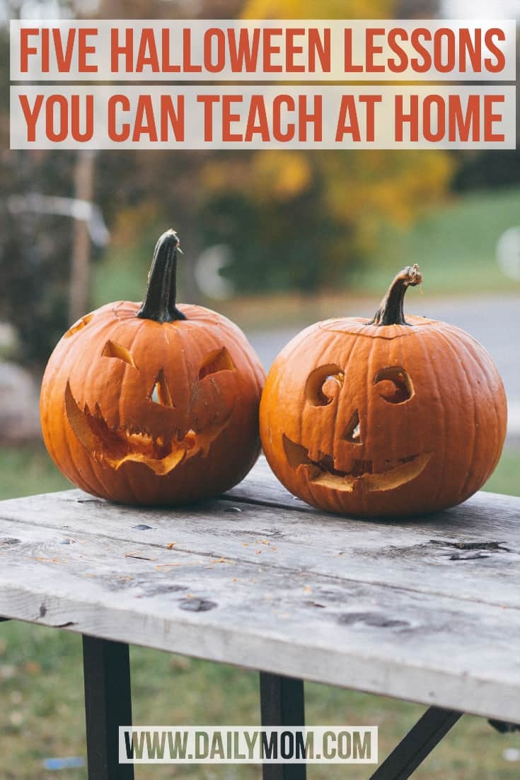 Halloween Lessons You Can Teach At Home