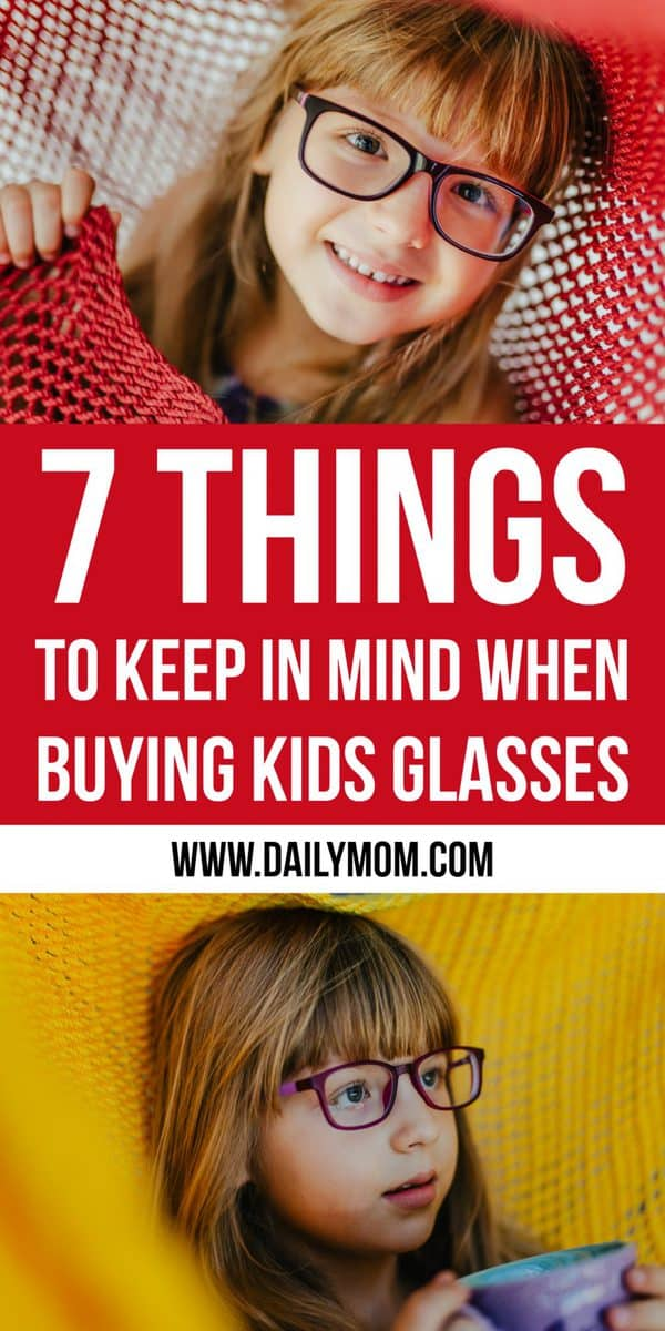 7 Things You Need to Know When Buying Kids Glasses