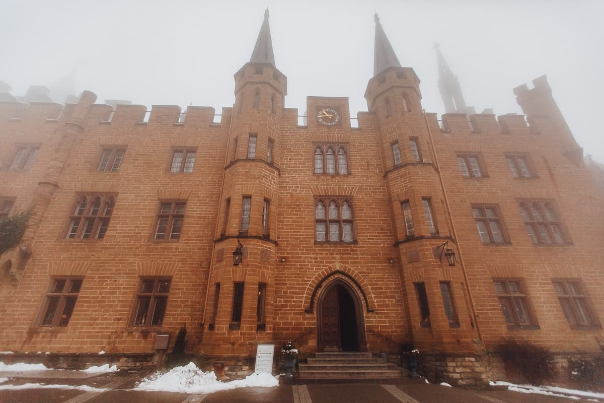Daily Mom HohenZollern Castle 3136