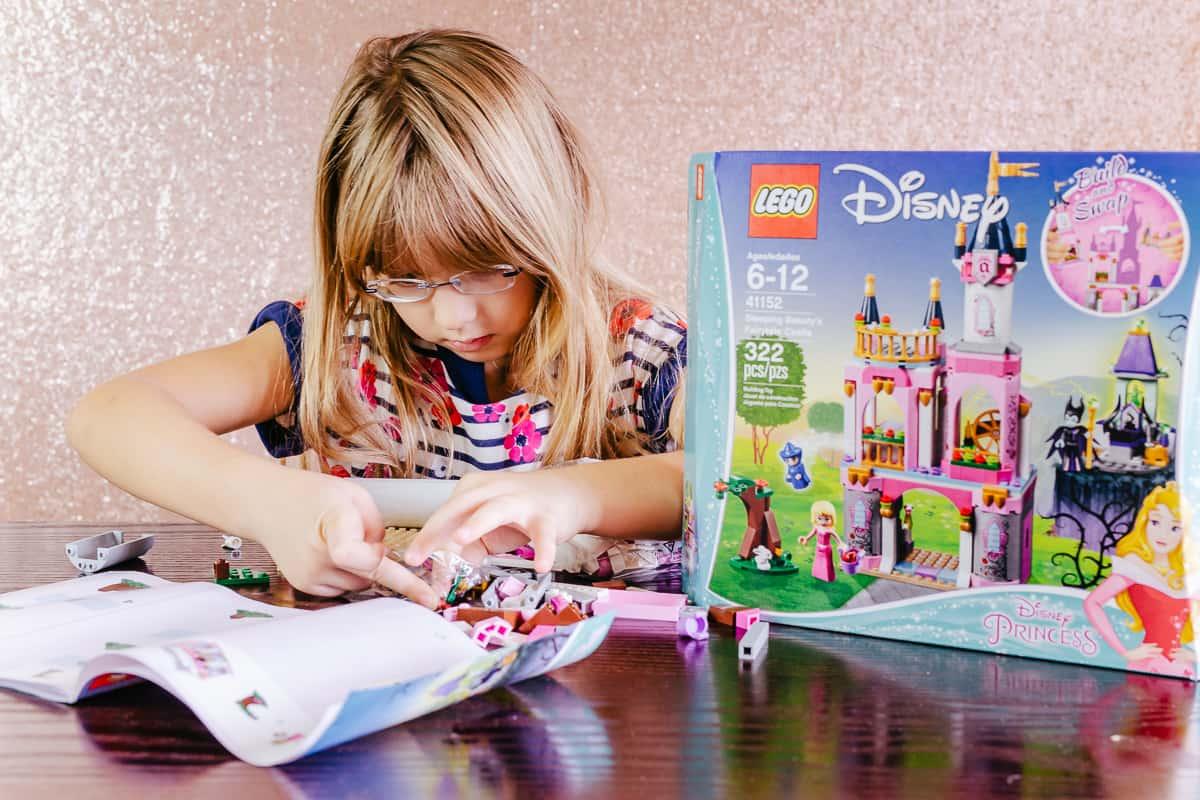 Daily Mom parents portal Kids Holiday Wish List Lego Disney Princess 7