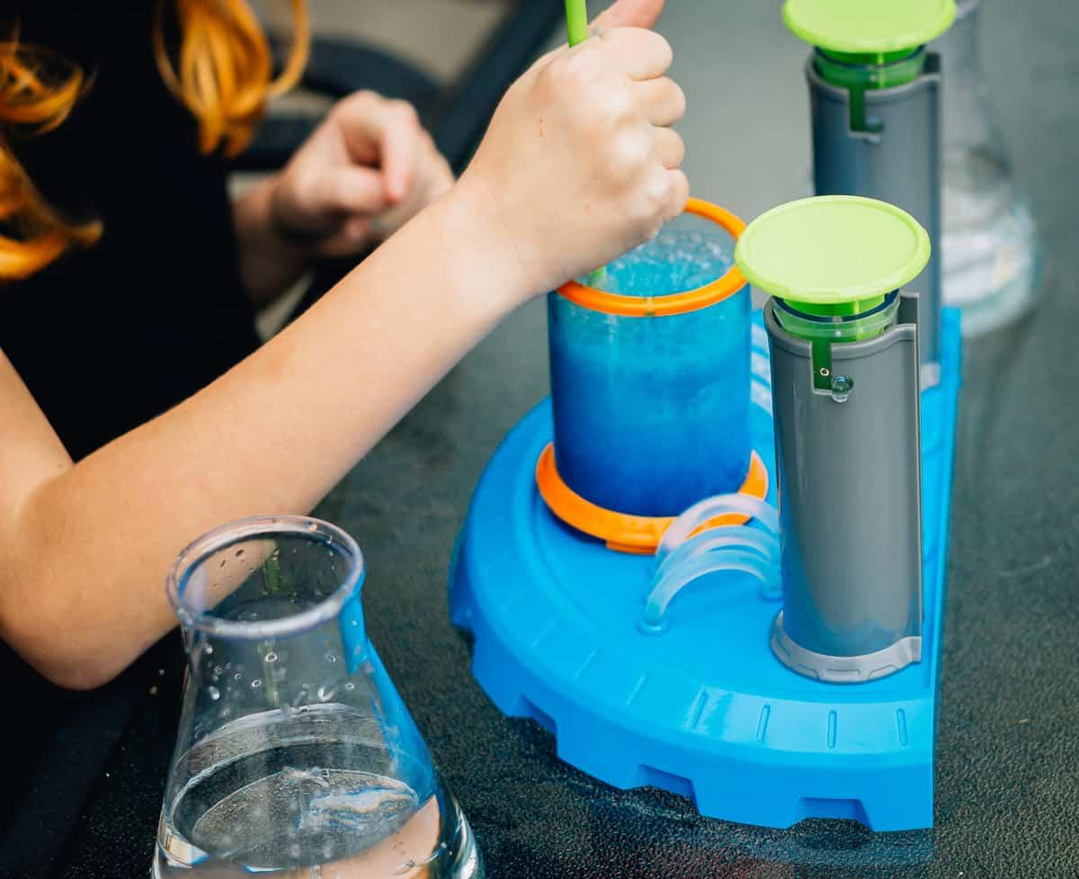 Beaker creatures liquid reactors super lab Daily Mom parents portal educational gifts for kids