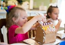 Daily Mom parents portal gingerbread party 20