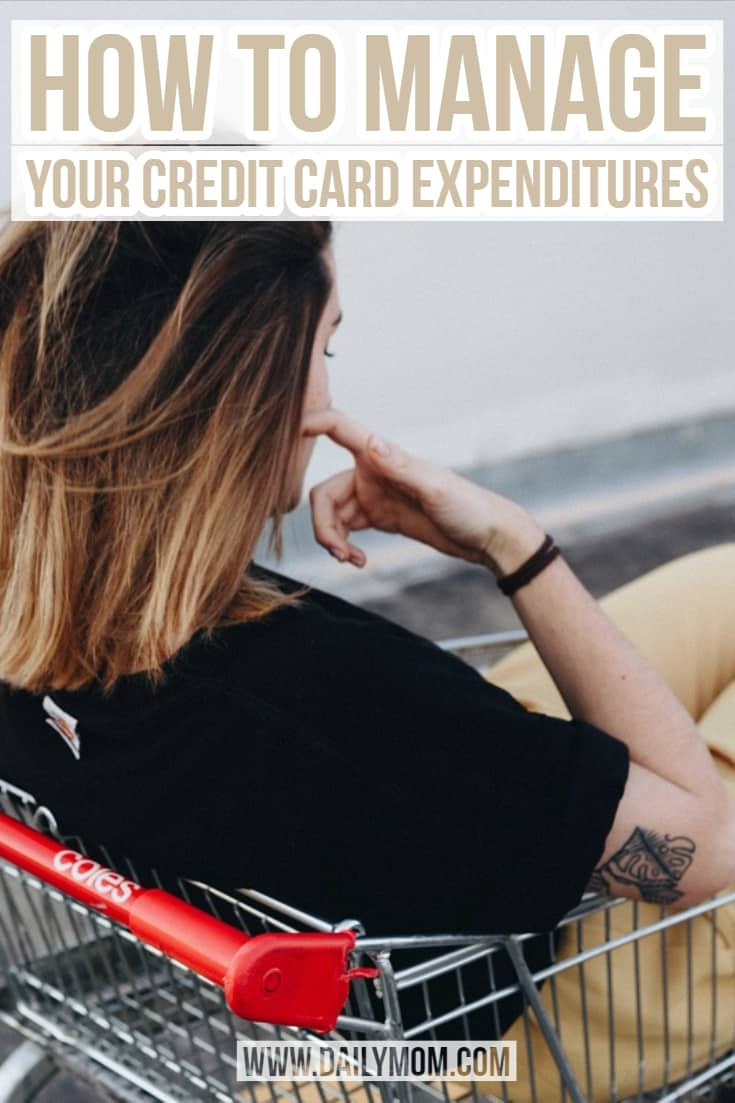 How to Manage Your Credit Card Expenditures6