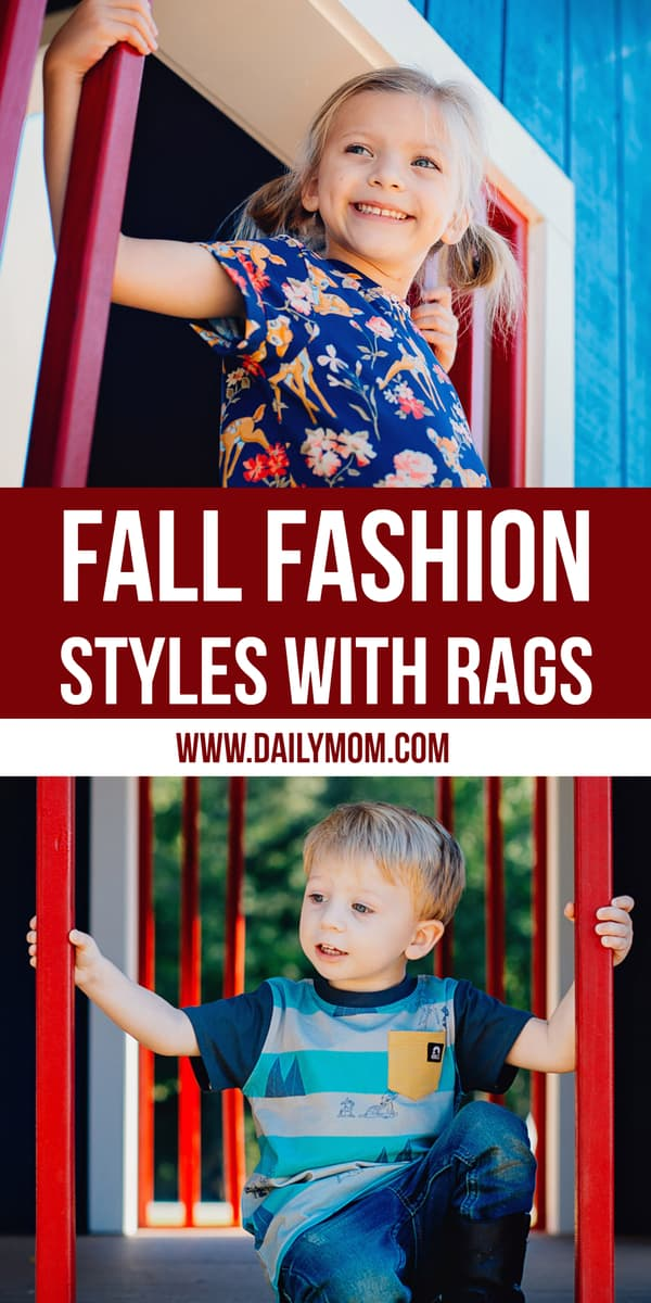 RAGS Fall Fashion for Kids 1