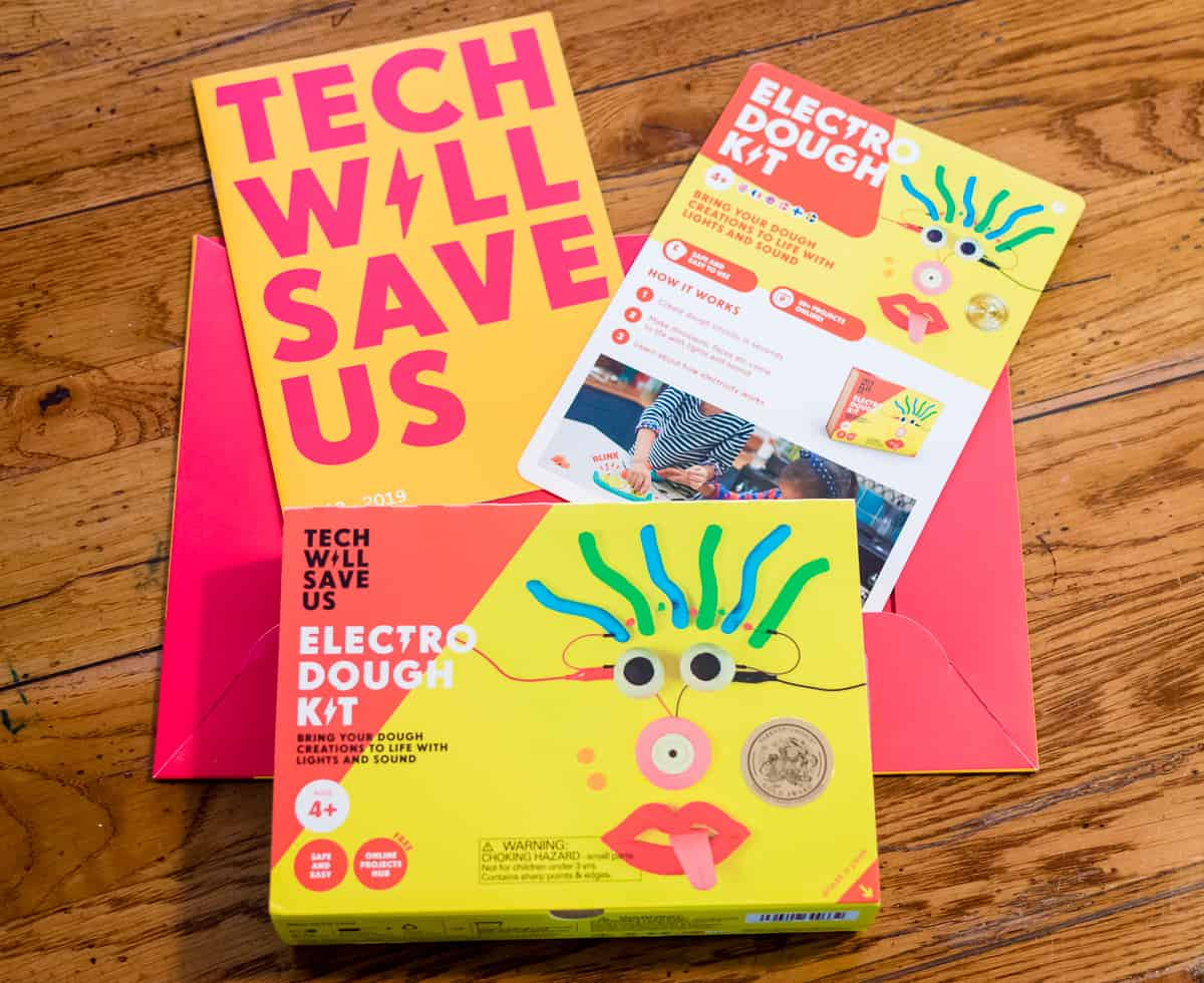 Tech will save us Daily Mom parents portal educational gifts for kids