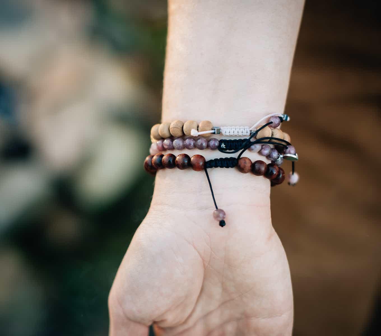 Daily Mom Parent Portal Tiny Devotions mala bracelets fashion accessory