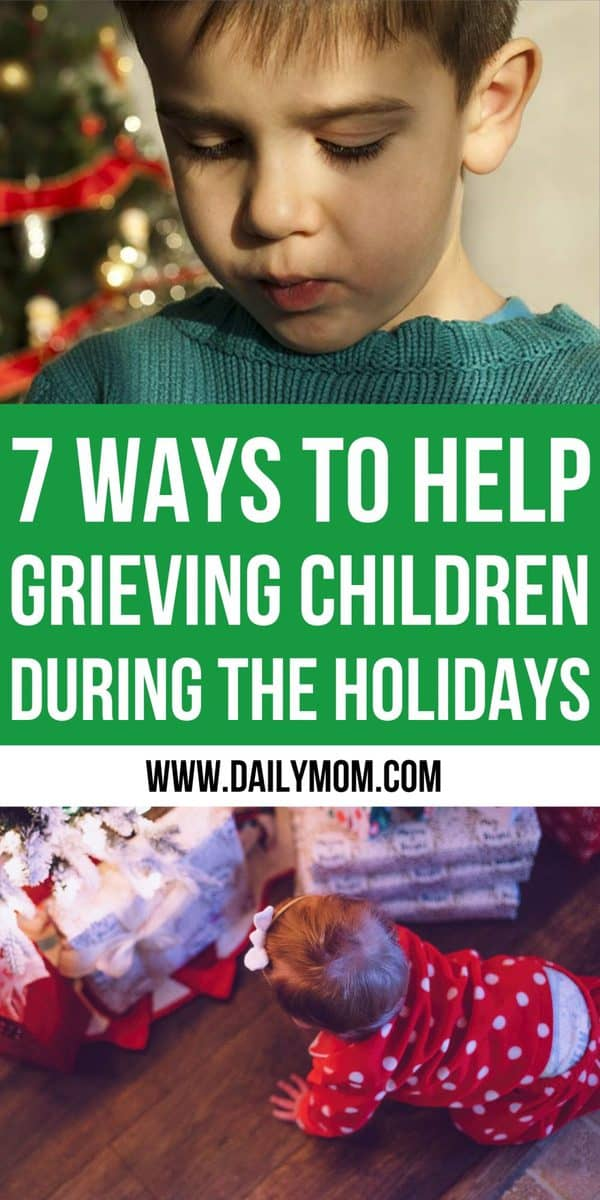 daily mom parent portal 7 ways to help grieving children during the holidays 7