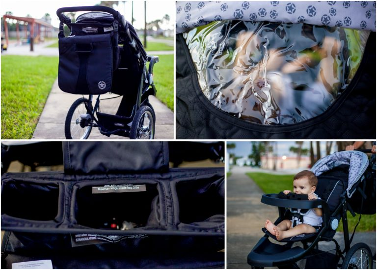Jeep cross country sport jogging stroller Daily Mom parent portal Fitness gifts for her