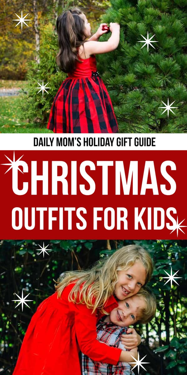 Christmas Outfits For Kids: Holiday 2018 - Daily Mom - Holiday Gift ...