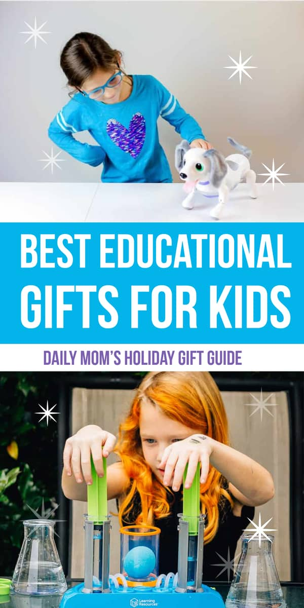 daily mom portal Educational gifts kids
