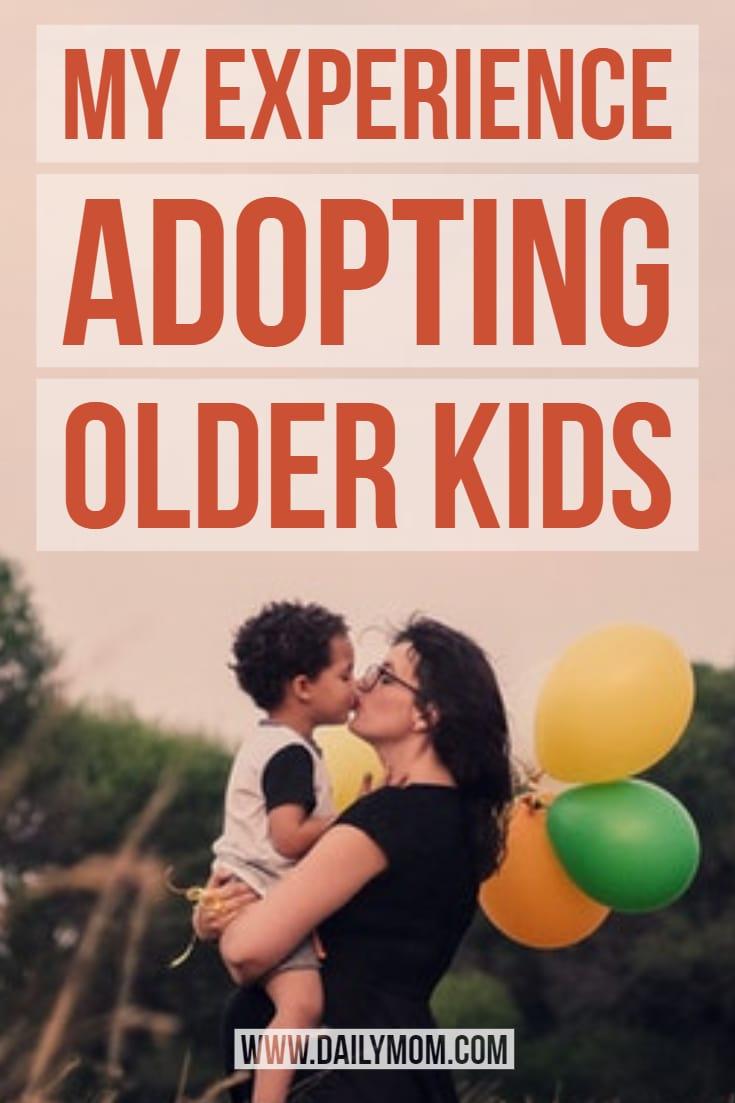 my experience adopting