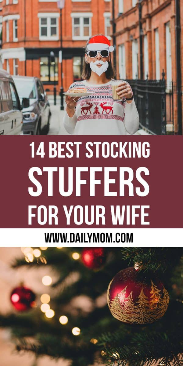 14 stocking stuffers for your wife
