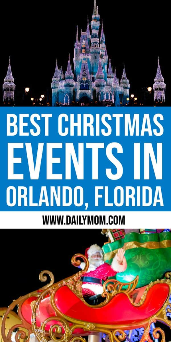 Christmas Events Orlando 2