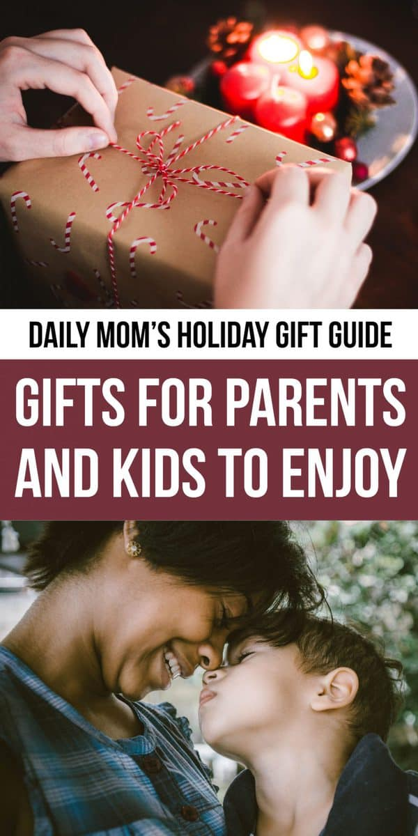 Daily Mom Parent Portal Last Minute Gifts for Parents and Kids to Enjoy