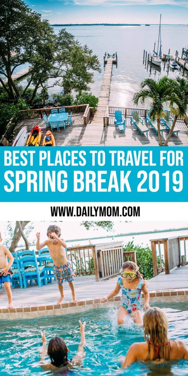 Spring Break Destinations: Best Places to Travel in the US