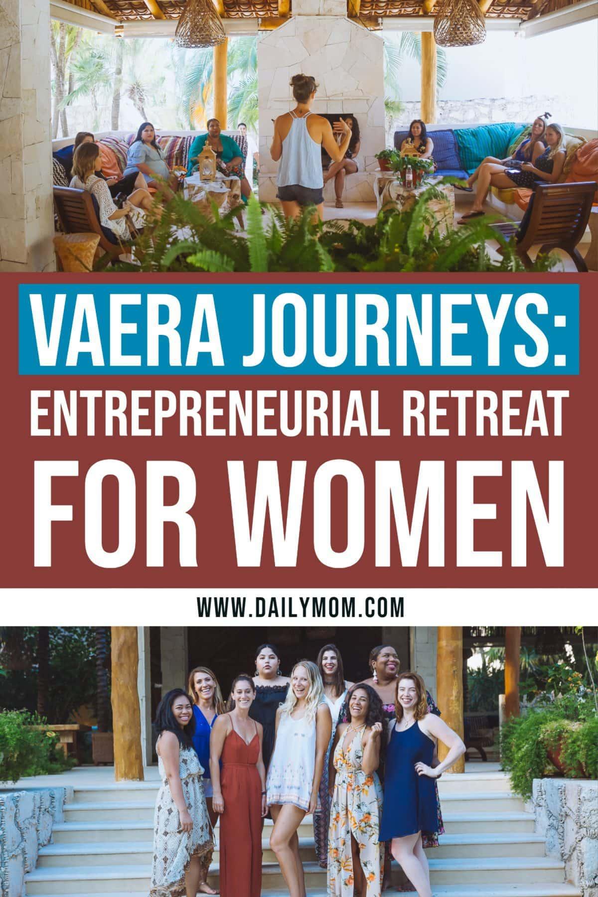 Vaera Journeys, A  Women's Retreat