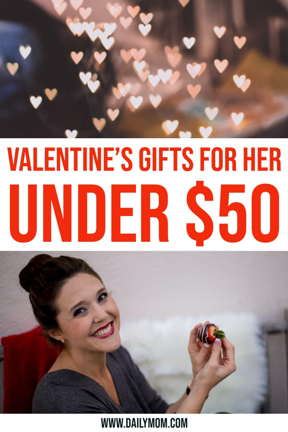 Valentine's Day Gifts Under  For Her