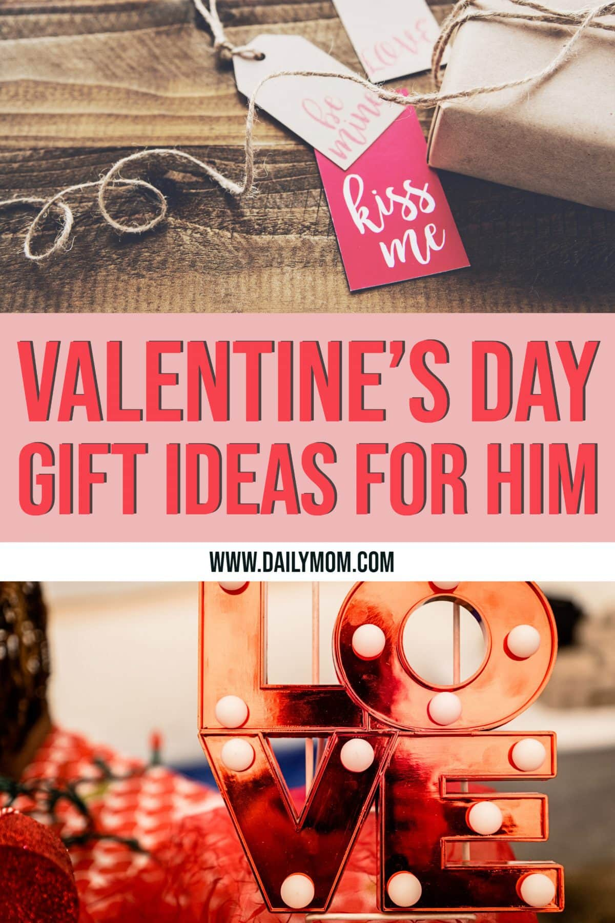 Valentine's Gift Ideas For Him