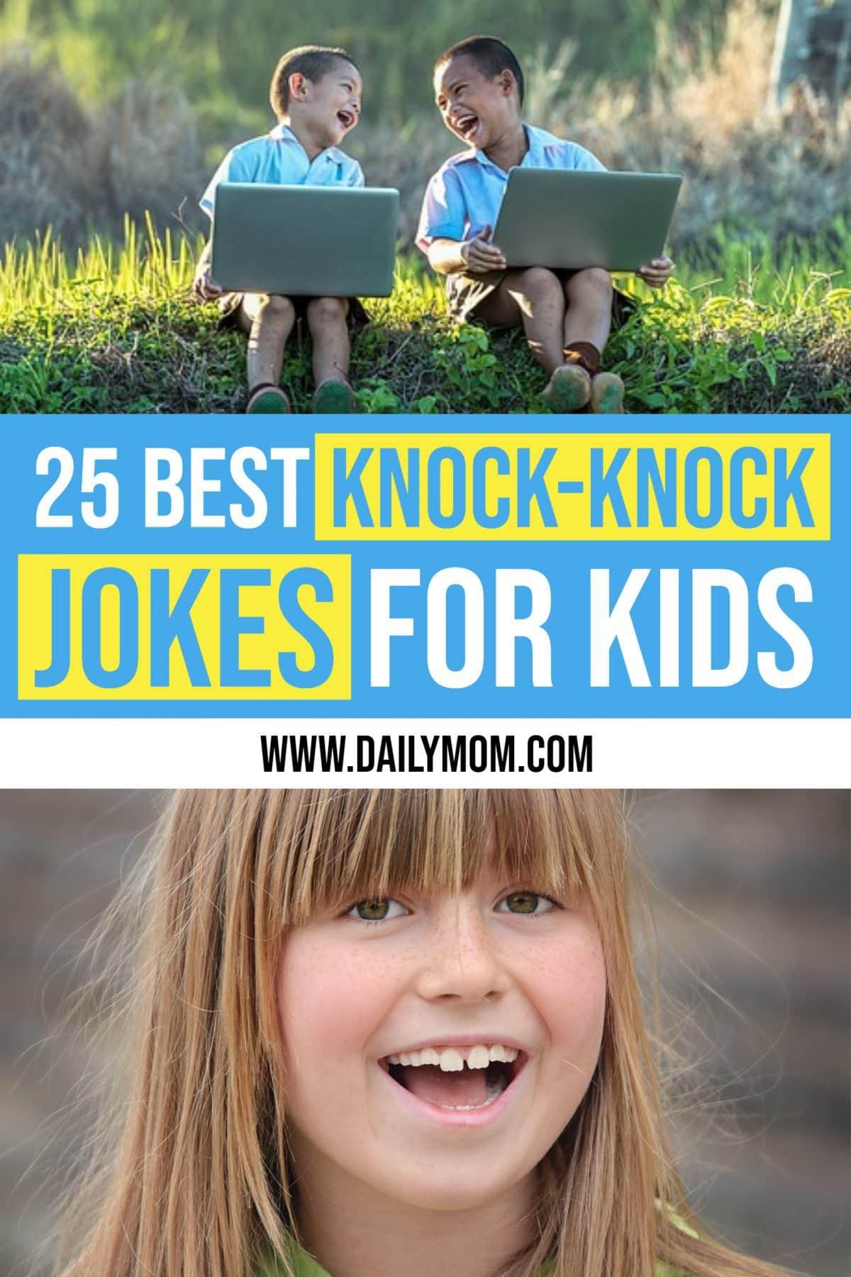 Daily Mom Parent Portal Knock-Knock Jokes
