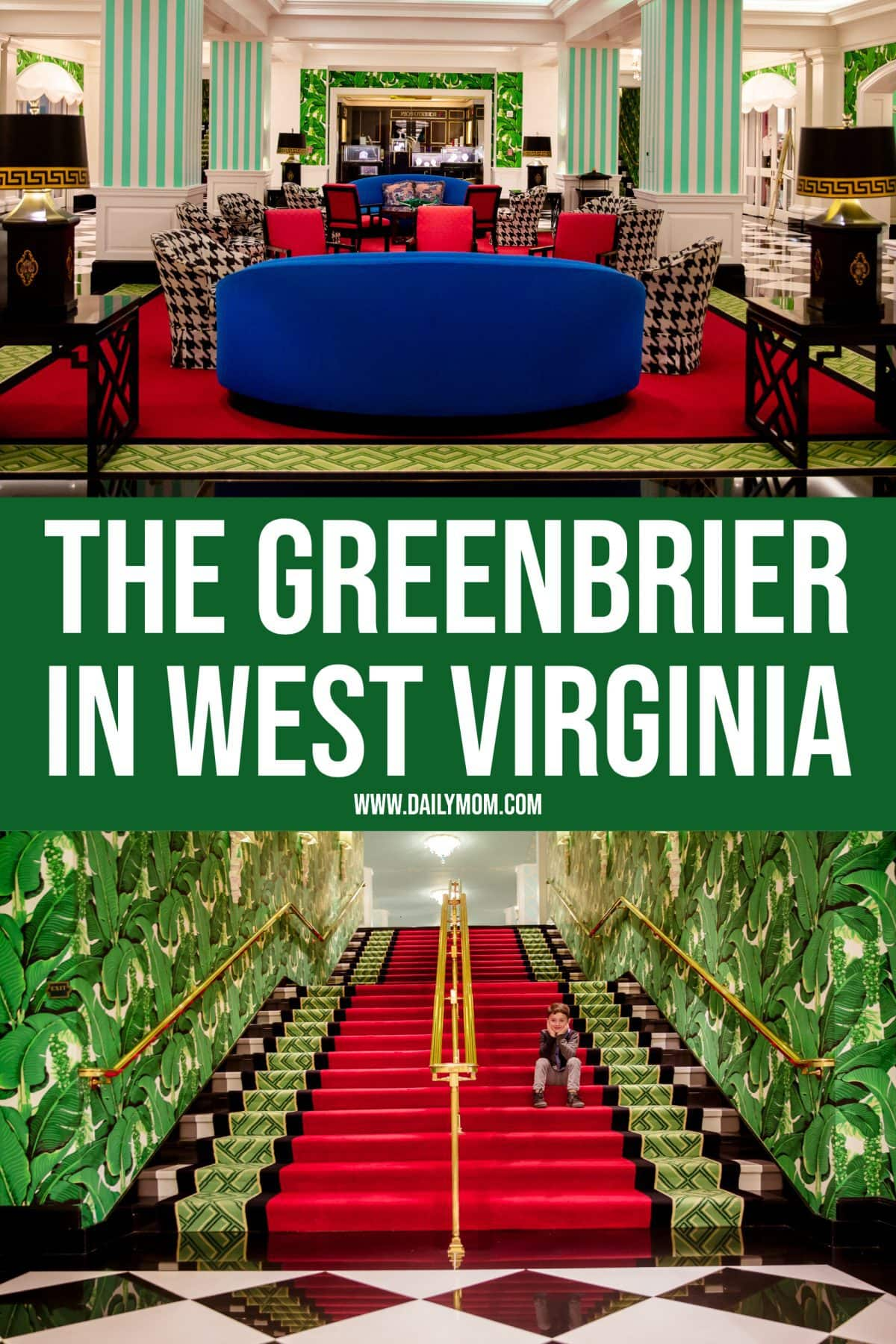 A Tour Of The Greenbrier In West Virginia