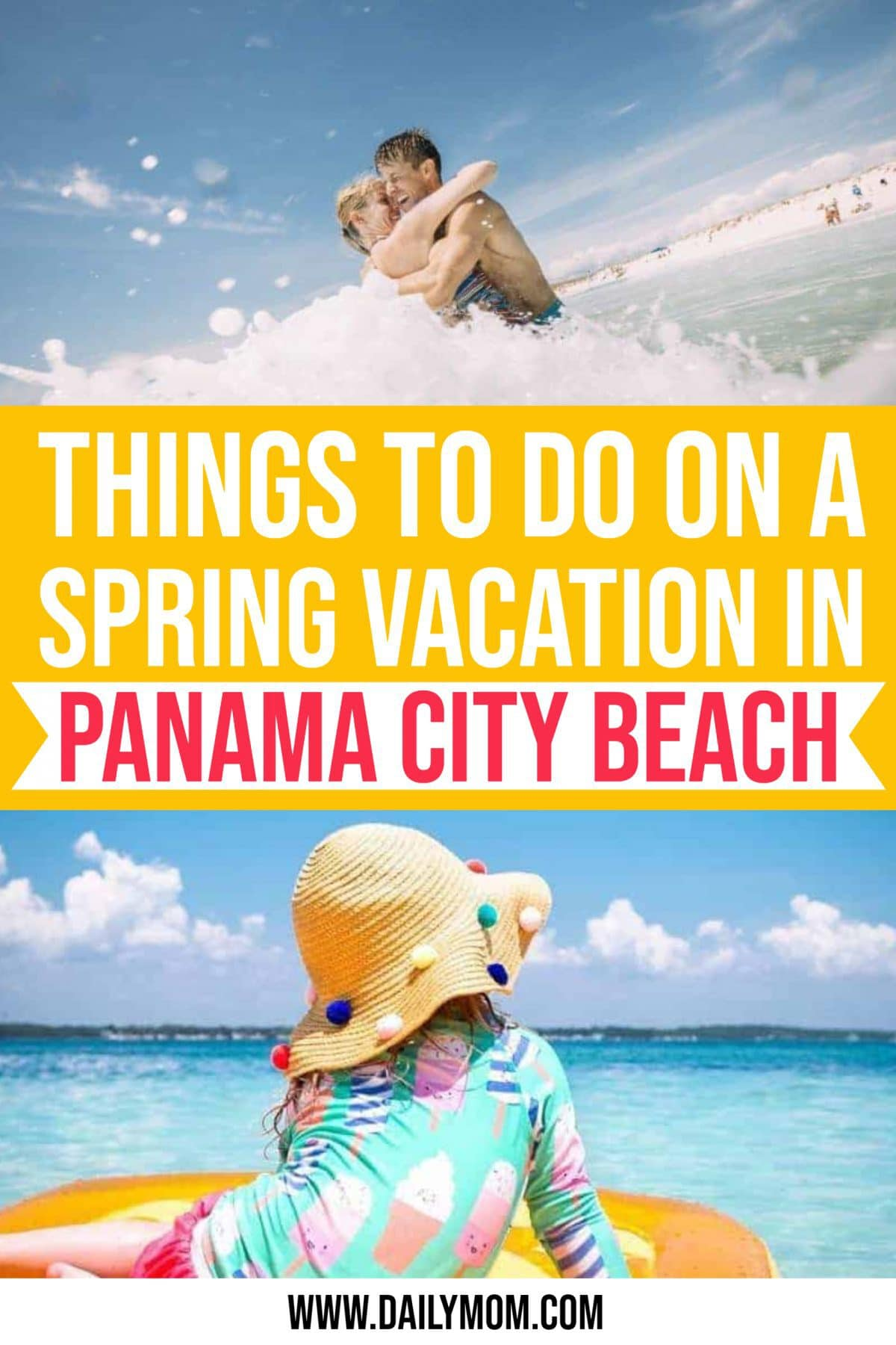 Why visit Panama City Beach for Spring Break