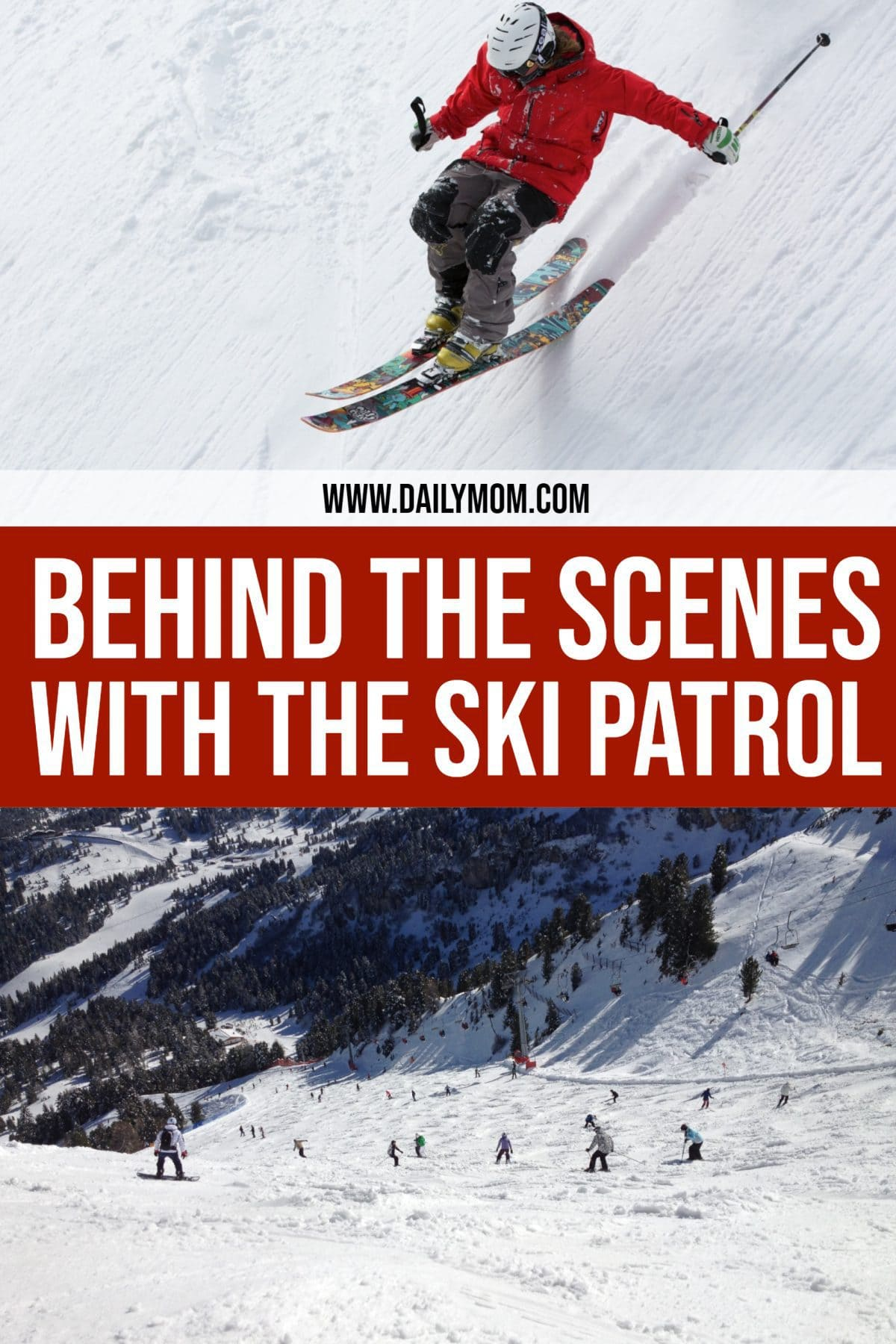 Behind the scenes with the ski patrol