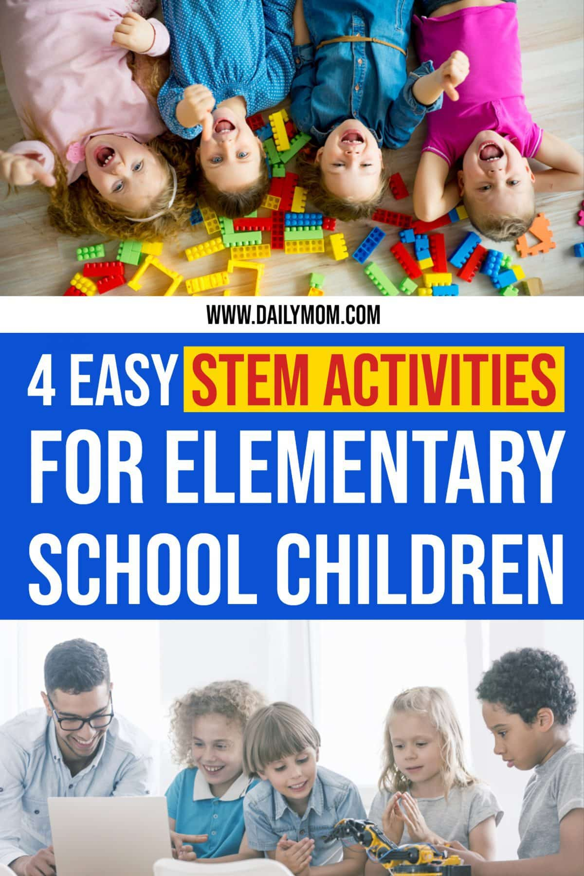 Stem Activities For Elementary 1